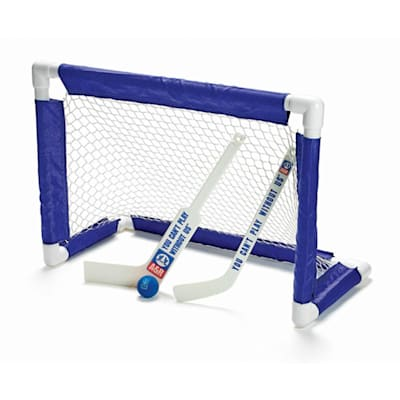 (A&R Mini Hockey Goal Set)