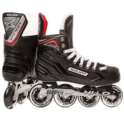 Bauer Vapor Xr300 Inline Hockey Skates 2017 Model Junior Pure Hockey Equipment