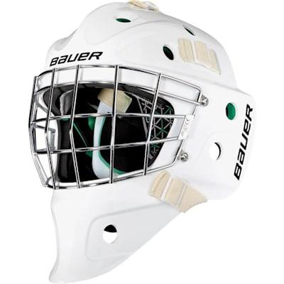 stock (Bauer NME4 Goalie Mask - Senior)