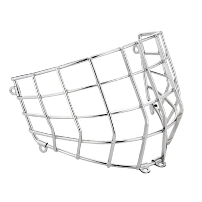 Pro Straight Cert Goal Cage (CCM Straight Certified Stainless Hockey Goalie Replacement Cage)