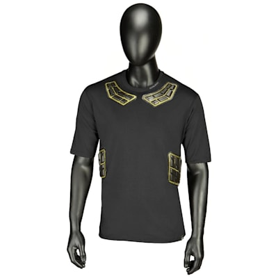 Elite Padded SS Bl Top (Bauer Elite Padded SS Bl Top  - Adult)