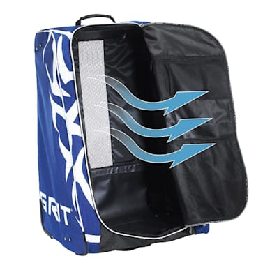 Air-flow Ventilation (Grit HTFX Hockey Tower Bag - Youth)
