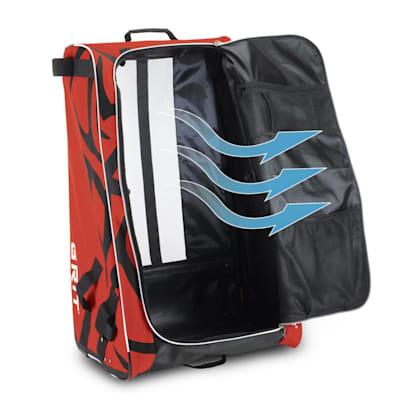 Air-flow Ventilation (Grit HTFX Hockey Tower Bag - Junior)