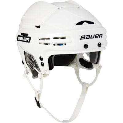 White (Bauer 5100 Hockey Helmet)
