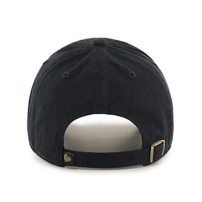 Back (47 Brand Blackhawks Clean Up Cap)