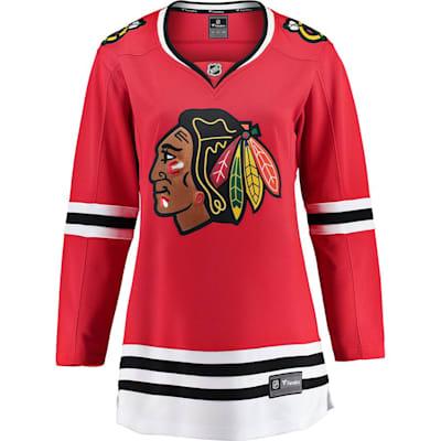 Front (Fanatics Chicago Blackhawks Replica Jersey - Womens)