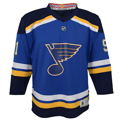 Front (Adidas St. Louis Blues Tarasenko Jersey - Youth)