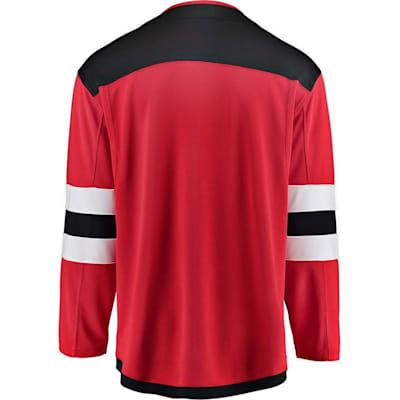 Home Back (Fanatics New Jersey Devils Replica Jersey - Adult)