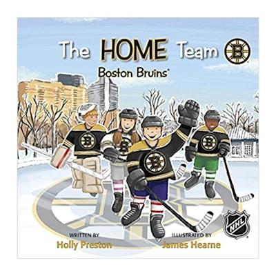 Home Team Book Bos (MasterPieces Home Team Book - Boston Bruins)