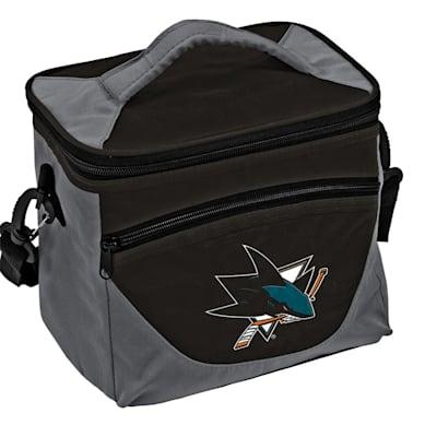 San Jose Sharks (Logo Brands NHL Halftime Lunch Cooler)