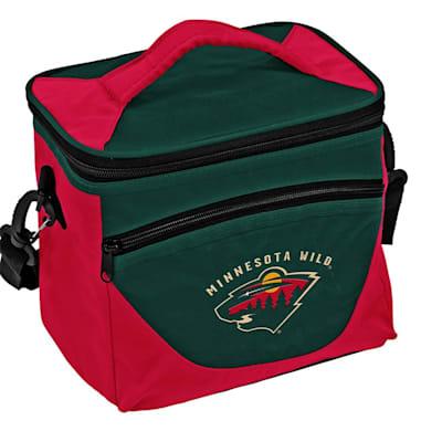 Minnesota Wild (Logo Brands NHL Halftime Lunch Cooler)