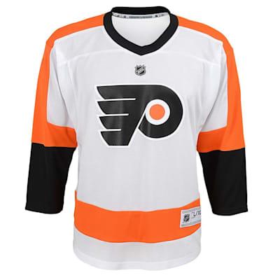 Away/White (Outerstuff Philadelphia Flyers Replica Jersey - Youth)