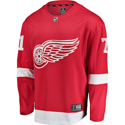 Dylan Larkin Front (Fanatics Red Wings Replica Jersey - Dylan Larkin - Adult)