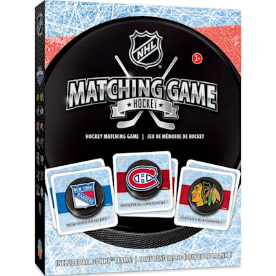 (MasterPieces NHL Match Game)