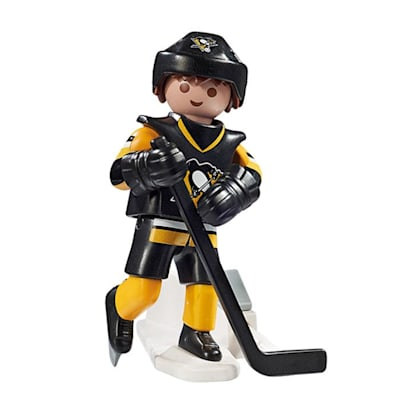 Pittsburgh Penguins Playmobil Player Figure (Playmobil Pittsburgh Penguins Player Figure)