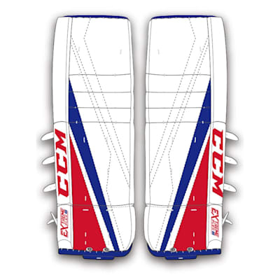 Leg Pads (Carey Price Street Goalie Kit - Junior)