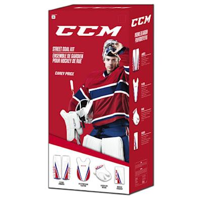 Packaging (Carey Price Street Goalie Kit - Senior)