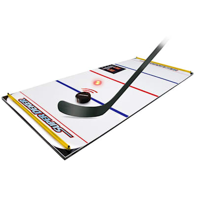(SuperDeker Advanced Hockey Training System)