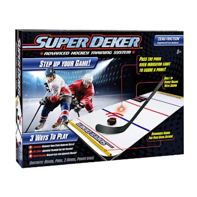 In Box (SuperDeker Advanced Hockey Training System)