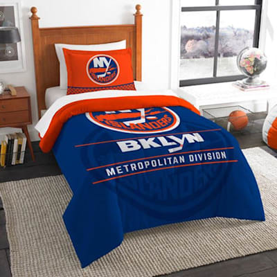 "Islanders (Northwest Company NHL ""Draft"" Twin Comforter & Sham)"