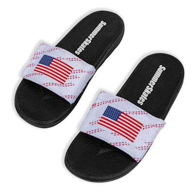 (SummerSkates USA Sandals - Adult)