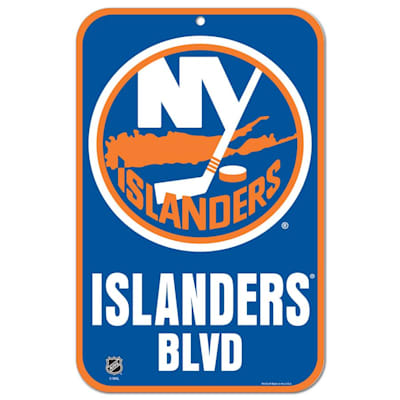 (Wincraft NHL Reserved Parking Sign - New York Islanders)