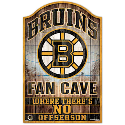"(Wincraft NHL Wood Sign - 11"" x 17"" - Boston Bruins)"