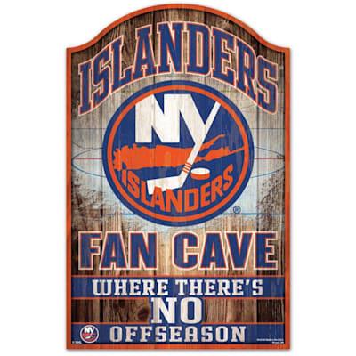 "(Wincraft NHL Wood Sign - 11""  x 17""  - New York Islanders)"