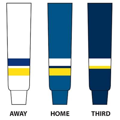 (NHL Team Socks - STL - Intermediate)