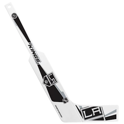 (InGlasco Plastic Goalie Mini-Stick - Los Angeles Kings)