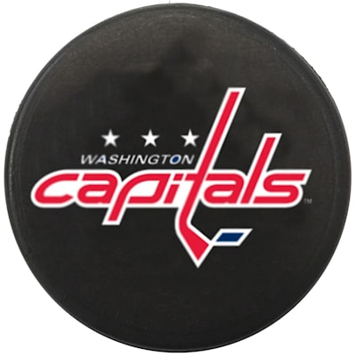 Single Charm (InGlasco NHL Mini Puck Charms - Washington Capitals)