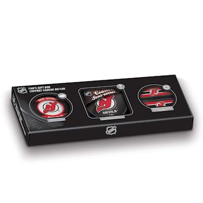 (Sher-Wood NHL Fan Gift Box - New Jersey Devils)