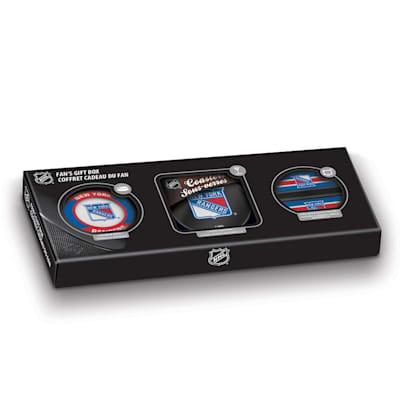 (Sher-Wood NHL Fan Gift Box - New York Rangers)