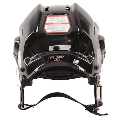 Back (CCM Fitlite FL500 Hockey Helmet)