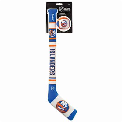 (Franklin NHL Team Soft Sport Mini Hockey Set - New York Islanders)