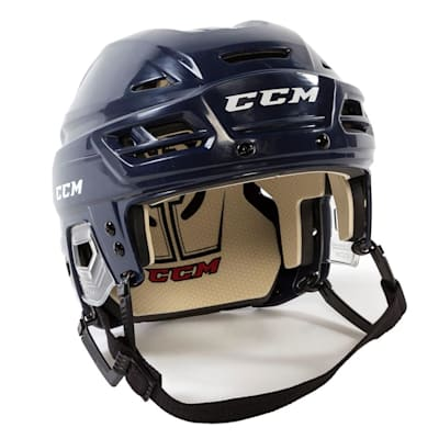 Navy (CCM Tacks 110 Hockey Helmet)