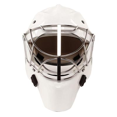 Front (SportMask X8 Non-Certified Cat Eye Goalie Mask - Senior)