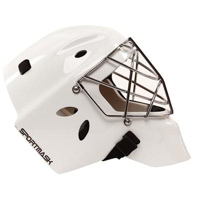 Side (SportMask X8 Non-Certified Cat Eye Goalie Mask - Senior)