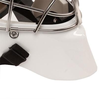 Chin (SportMask X8 Non-Certified Cat Eye Goalie Mask - Senior)