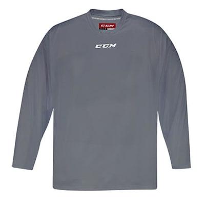 Front (CCM 5000 Practice Jersey - Mystic Grey - Senior)