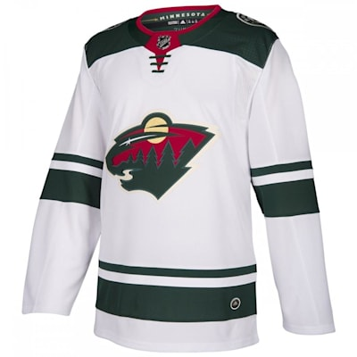 Front (Adidas NHL Minnesota Wild Authentic Jersey - Adult)