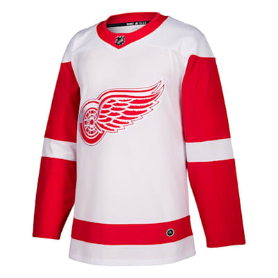 Front (Adidas NHL Detroit Red Wings Authentic Jersey - Adult)