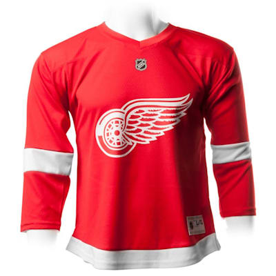 Home/Dark (Outerstuff Detroit Red Wings Replica Jersey - Youth)