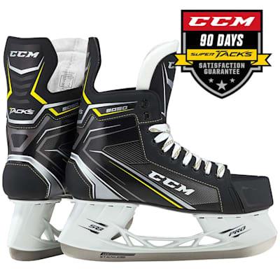 (CCM Tacks 9050 Ice Hockey Skates - Junior)