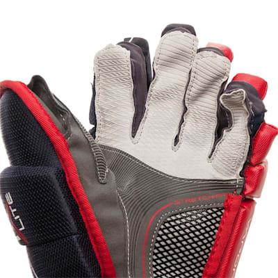 (Bauer Vapor 1X Lite Hockey Gloves - Junior)