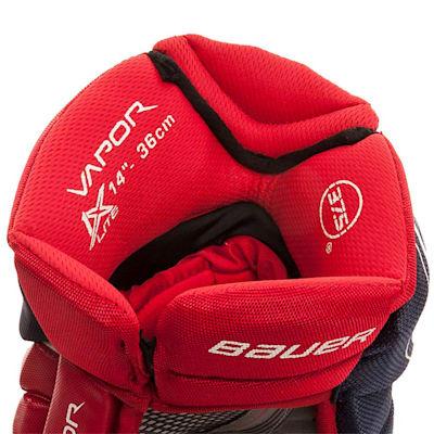 (Bauer Vapor 1X Lite Hockey Gloves - Senior)