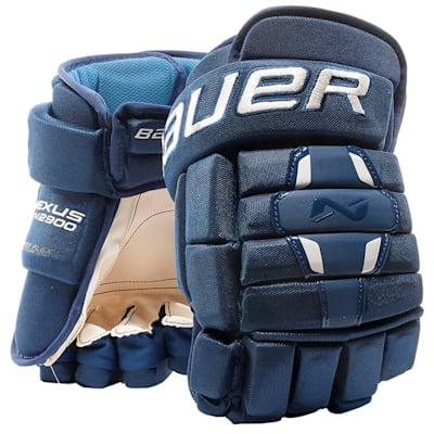Blue (Bauer Nexus N2900 Hockey Gloves - Senior)