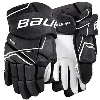 (Bauer NSX Hockey Gloves - Senior)