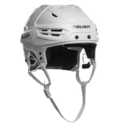White (Bauer Re-Akt 95 Hockey Helmet)