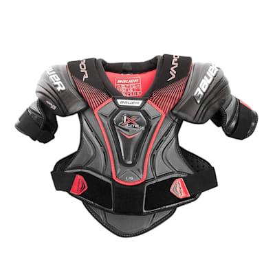 Front (Bauer Vapor 1X Lite Hockey Shoulder Pads - Junior)